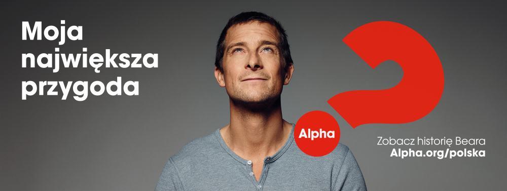 Zaproszenie na kurs Alpha